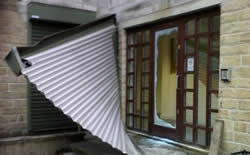 Domestic Shutter Repairs Blackpool