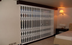 Security Grill Shutters installed & Repaired Fylde Coast