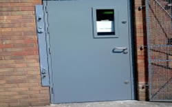 Security Door Repairs Blackpool