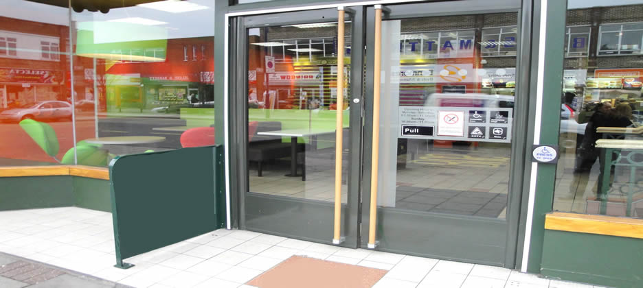 Assisted Automatic Doors Blackpool