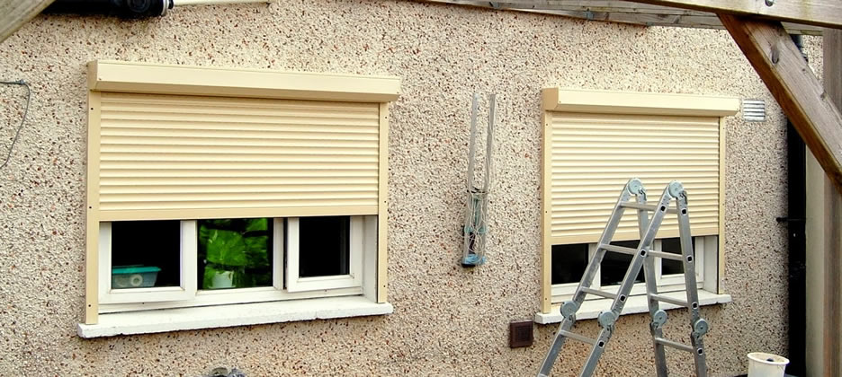 Domestic Shutters Blackpool