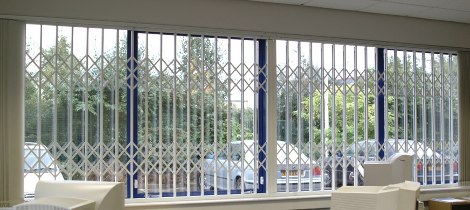 Window Security Grilles Blackpool