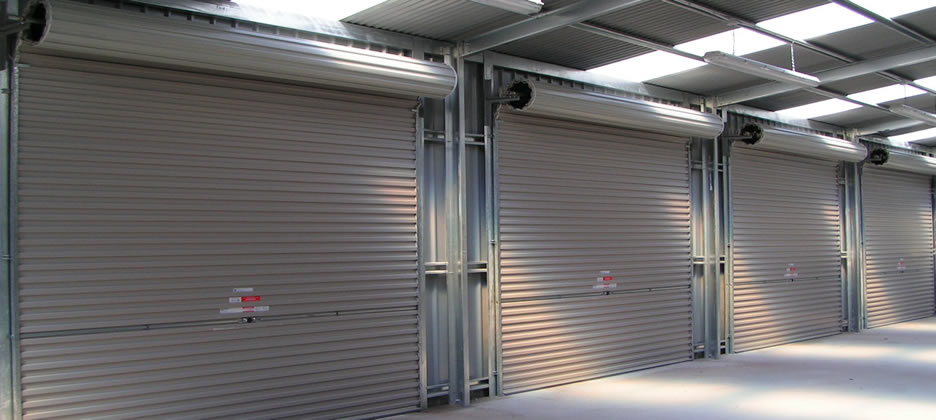 Steel Roller Doors Fylde Coast